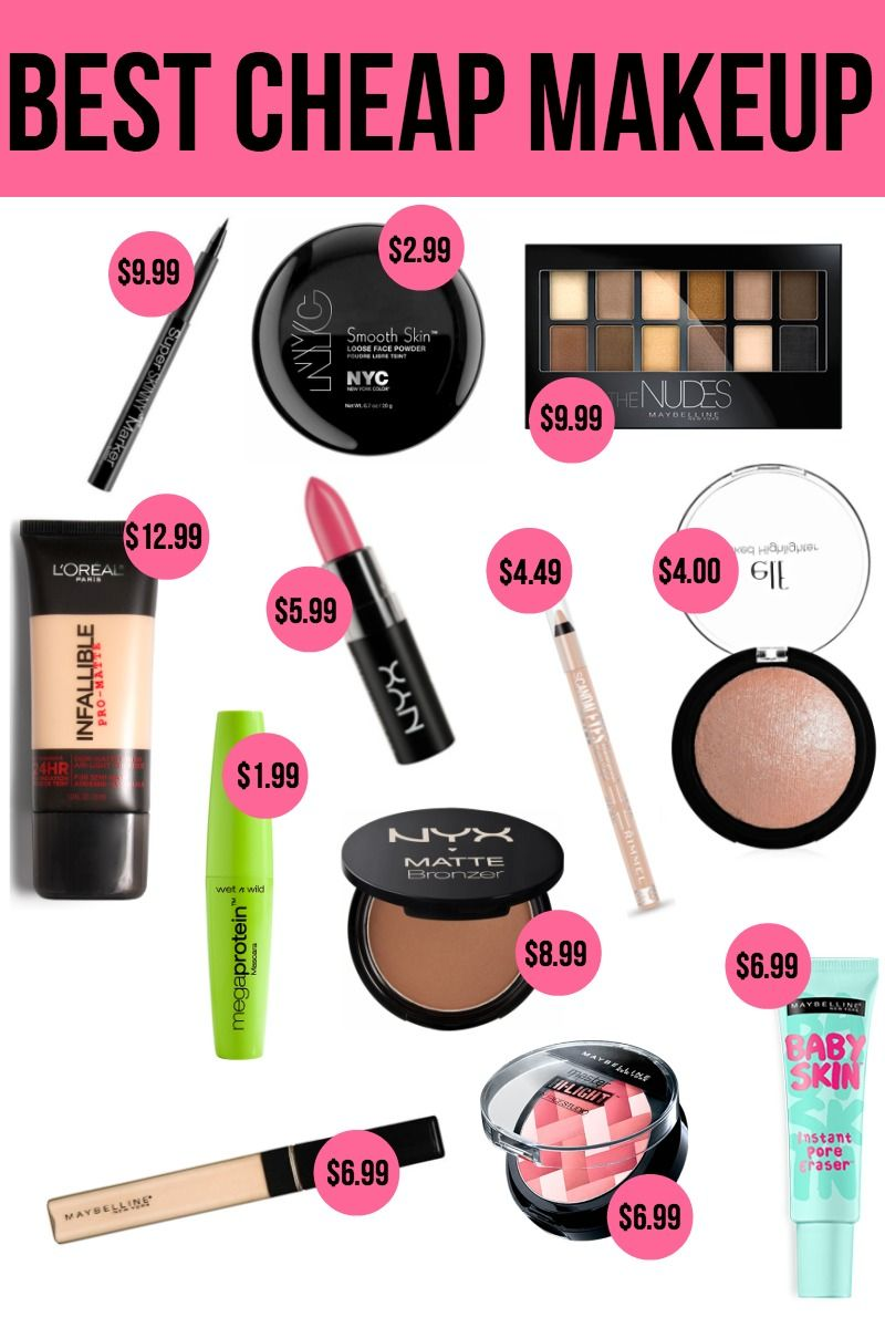 The Best Cheap Makeup Best Cheap Makeup Cheap Makeup Highlighter Makeup