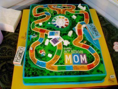 15 Amazing GameThemed Birthday Cake Ideas Angry Birds Candy Land