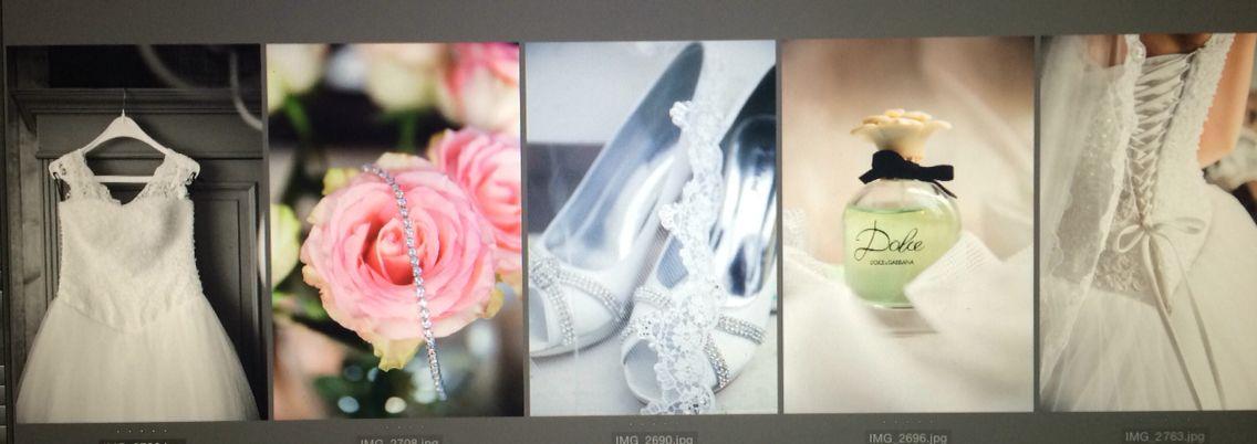 Bride getting ready | Robert & Ida .. My work