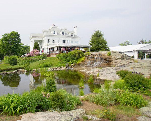 Inn At Mystic Wedding Ceremony Reception Venue Rehearsal Dinner Location Connecticut