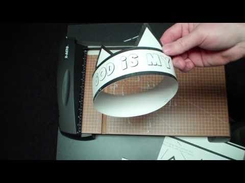 paper crown craft how to and printable template pray learn 1