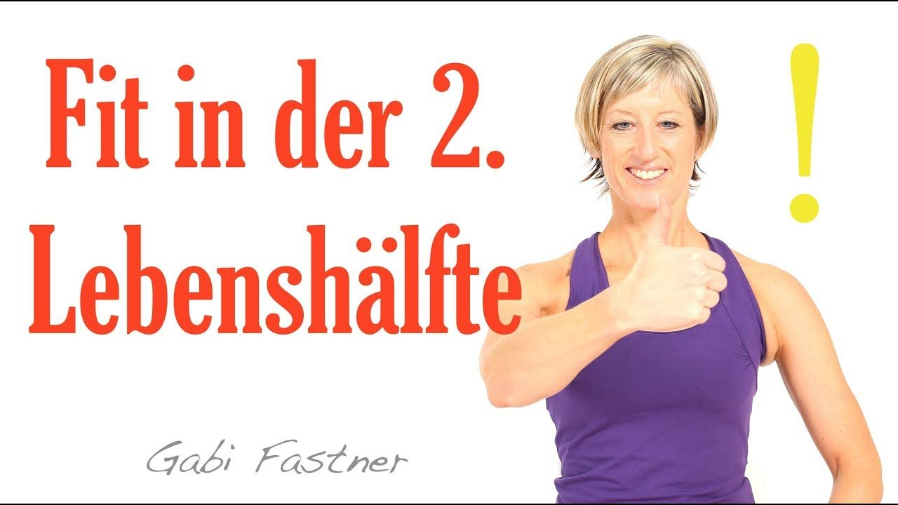 30 min. Einsteiger/Senioren-Gymnastik ohne Hilfsmittel - YouTube #pilatesvideo