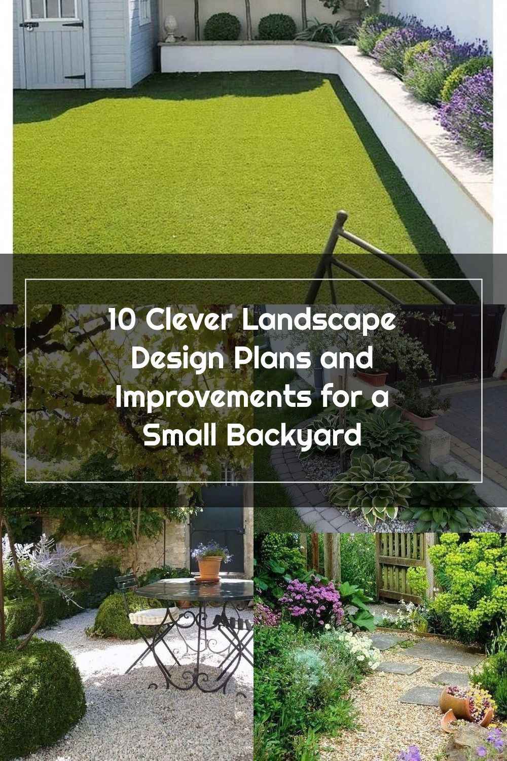 Pin On Small Gardens