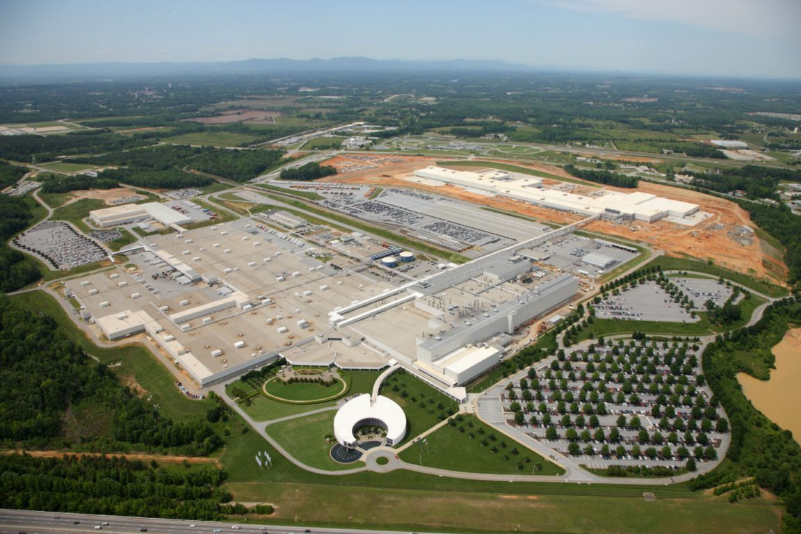 BMW Plant Spartanburg >> This Week Marks The 25th Anniversary Of Bmw S Announcement