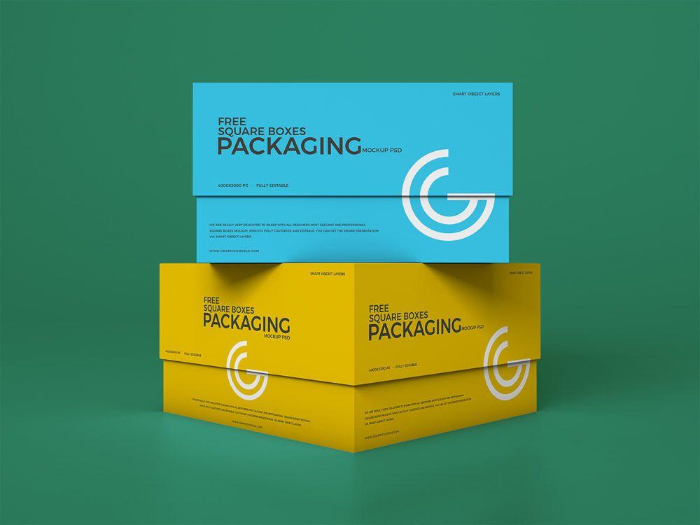 Download Box Mockup Free Psd Free Mockup Box Mockup Free Business Card Mockup