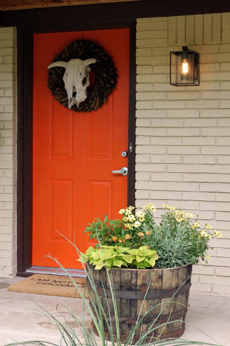 best front door color ideas 2021 door frontdoor on house colors for 2021 id=89804