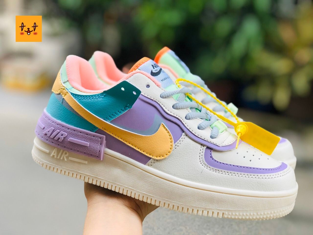 Giày thể thao sneaker nữ Nike air Force 1 Shadow | Nike air force, Nike,  Thể thao