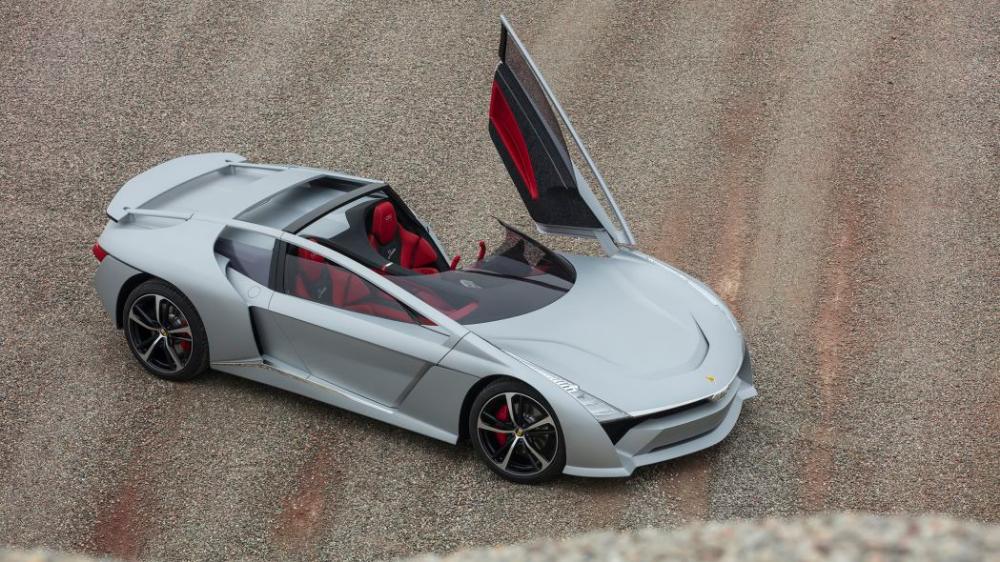 Gfg Style Shows Vision 2030 Desert Raid And Bandini Dora Prototypes Geneva Motor Show Bandini Super Cars