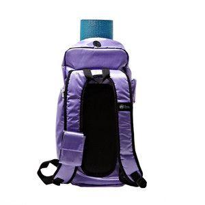 b0e8632b7a An Ingenious Yoga Backpack-- holds mat