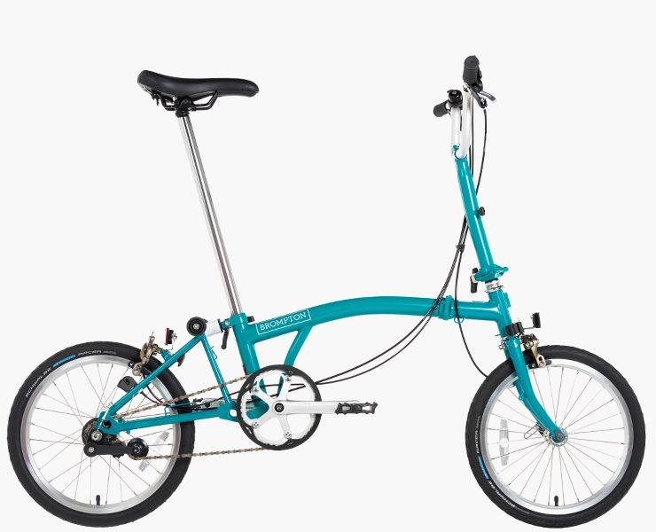 Affordable Folding Bike The Brompton B75 In 2020 Folding Bike Brompton Bike