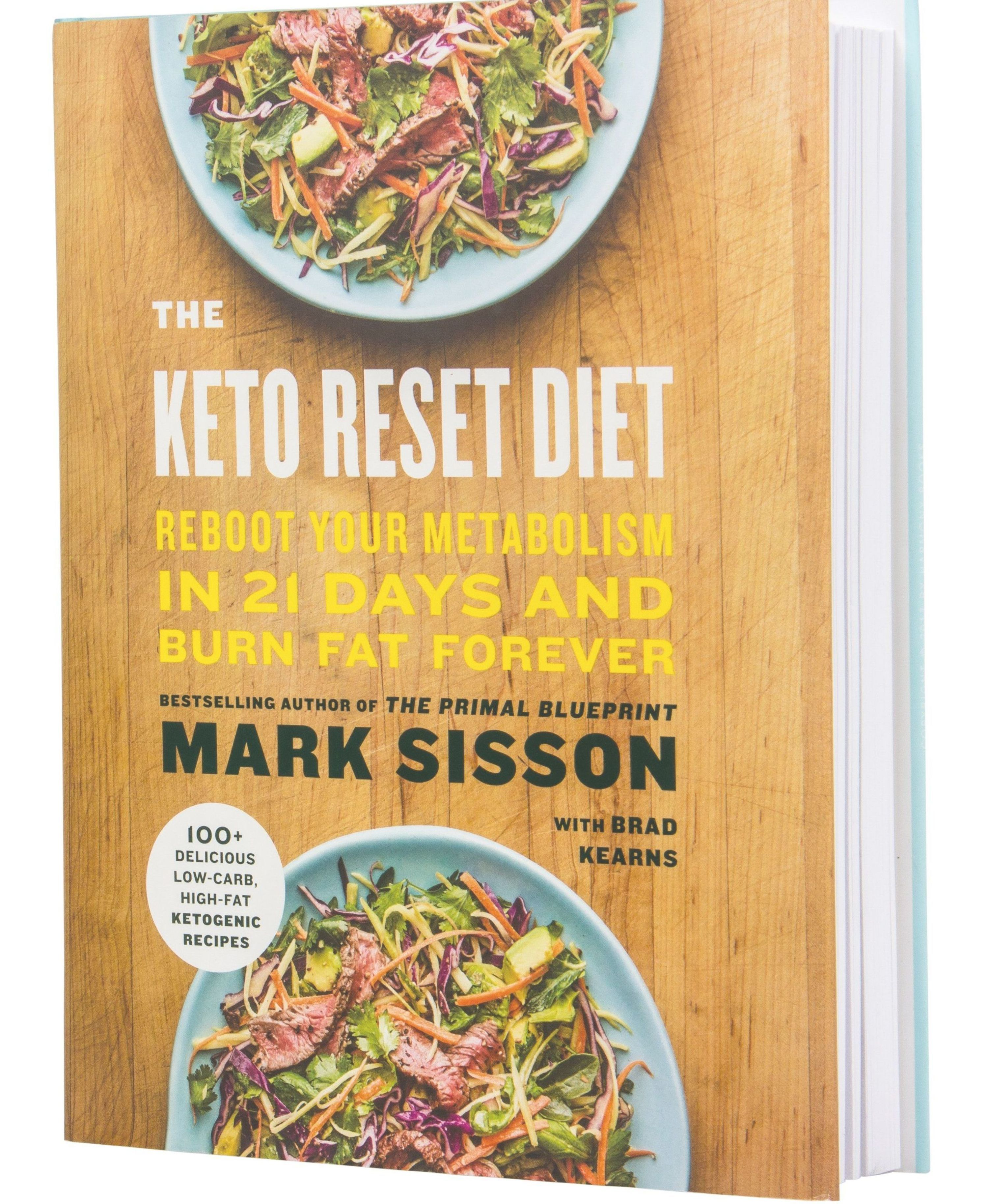 The Keto Reset Diet Book Marks Daily Apple Diet Metabolic Diet