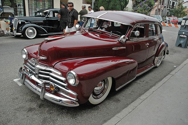 1948 Chevy Fleetmaster Old American Cars Chevy Hot Cars