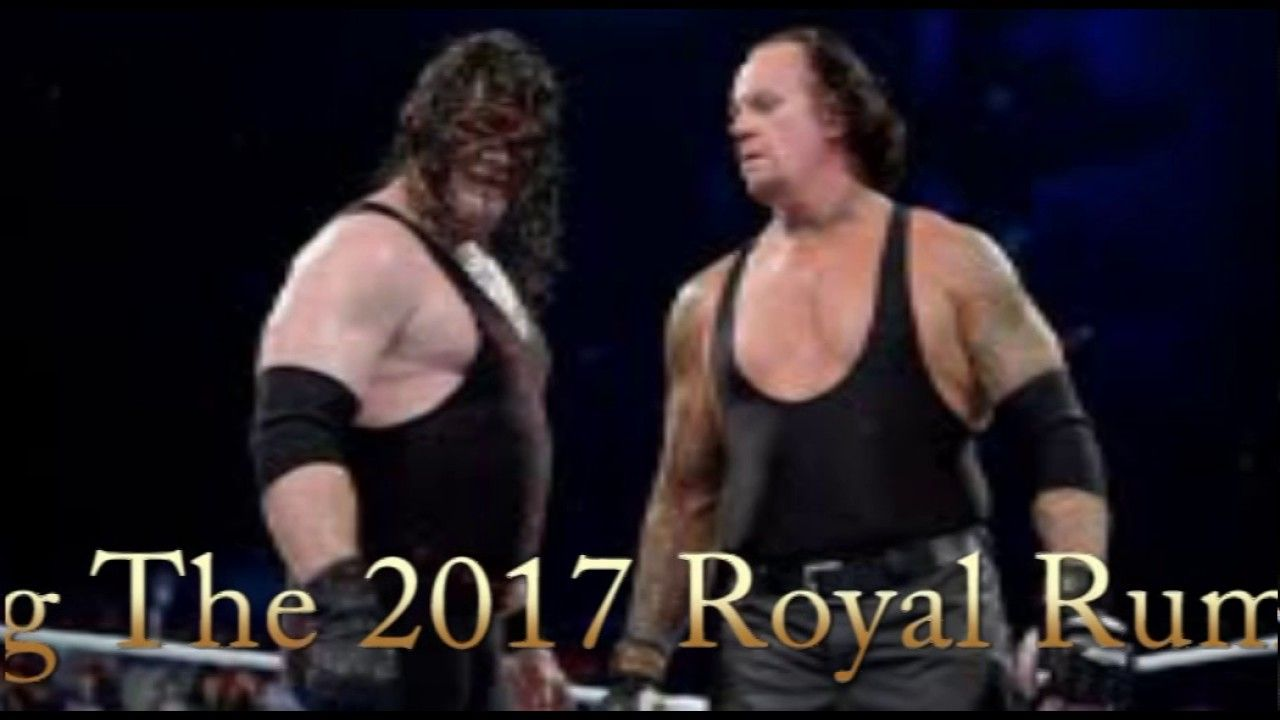 WWE Raw Results; The Case For The Undertaker Winning The 2017 Royal Rumble