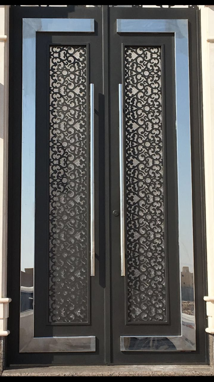 Image result for the most beautiful door grill asian house in