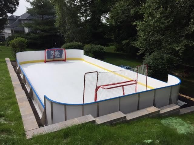 Hockey Boards Learn More About D1 Hockey Rink Boards Backyard Rink Backyard Ice Rink Synthetic Ice Rink