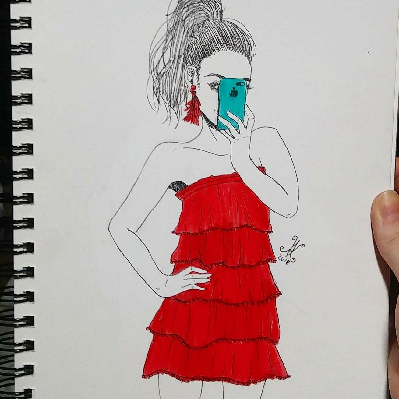 Pin By Andrea On Desenhos Tumblr Drawing Face Shapes Drawings Design Clothes Inspiration