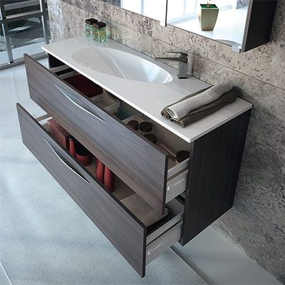 meuble salle de bain extenso cedam espace aubade