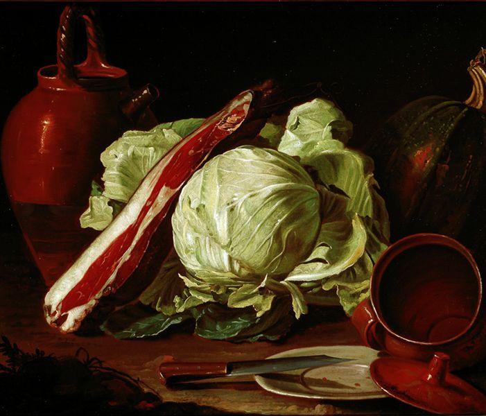Cristoforo Munari (Monari; Italian, 1667- 1720) - Still life