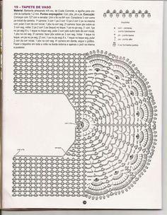 graficos de croche para jogo de banheiro - Pesquisa Google