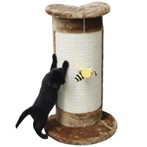 Kerbl EckKratzsäule CORNER Hundezwinger, Katzen