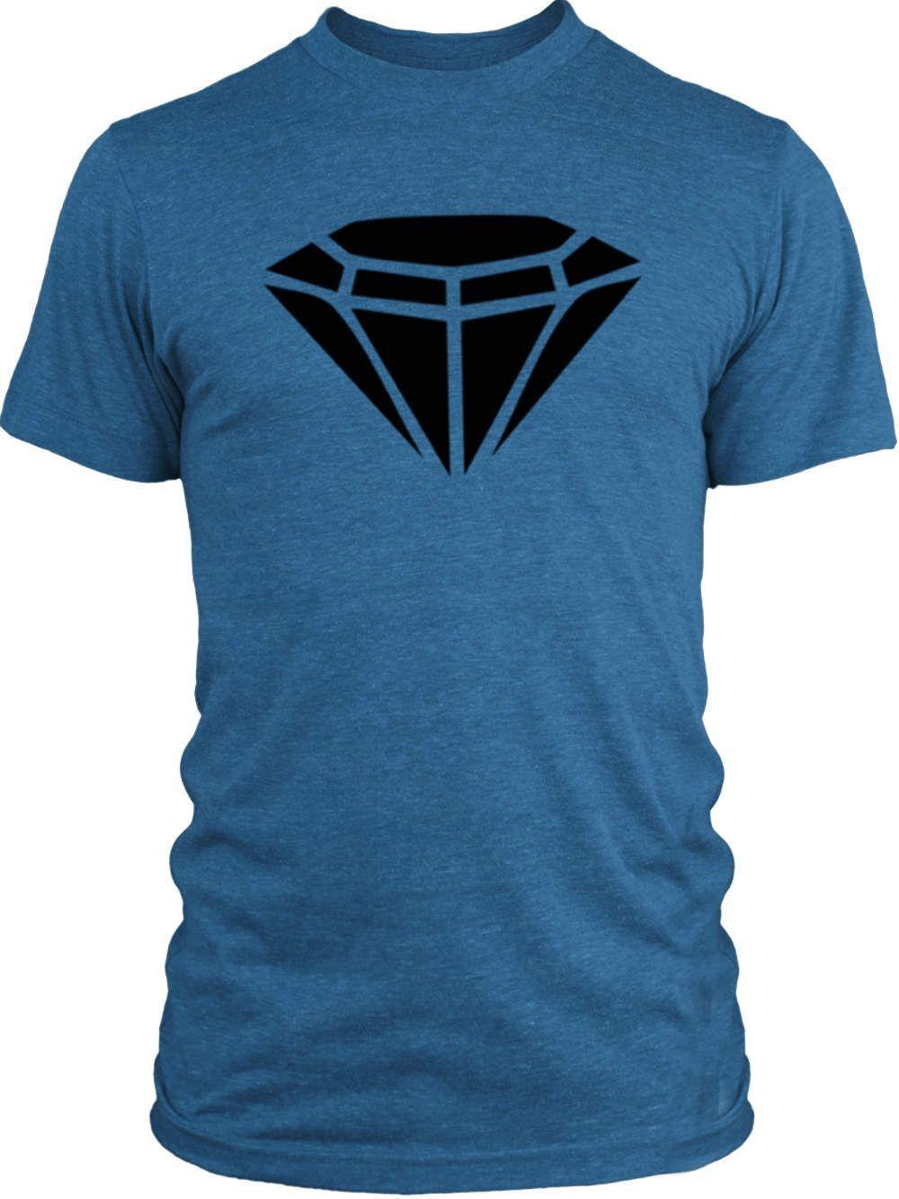 Big Texas Black Diamond Vintage Tri-Blend T-Shirt