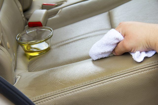 How To Make A Homemade Remedy For Cleaning Leather Car Seats Ehow Hacks