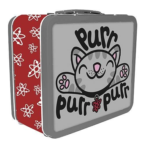 The Big Bang Theory Soft Kitty Purr Purr Lunch Box