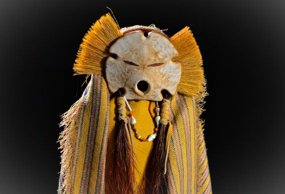 Native American  Contemporary Tribal Doll Figure by TribalImages