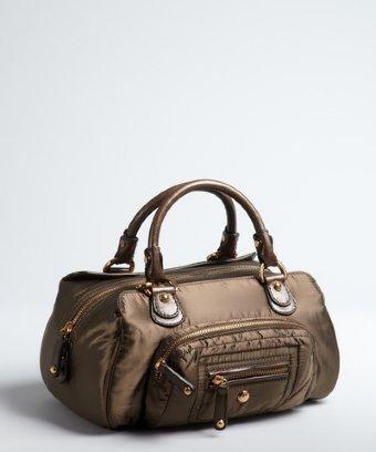 Tod's #designer #handbag #purse #clutch #fashion #style #accessories kate nylon #bag