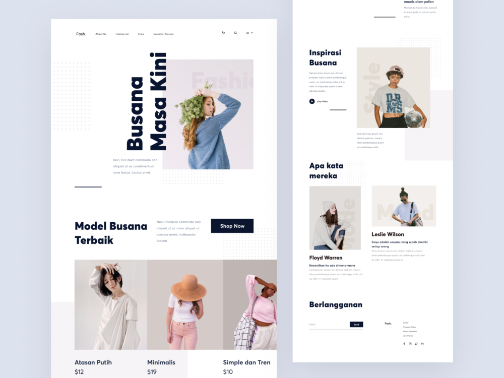 24 Best landing page ecommerce templates for August 2020