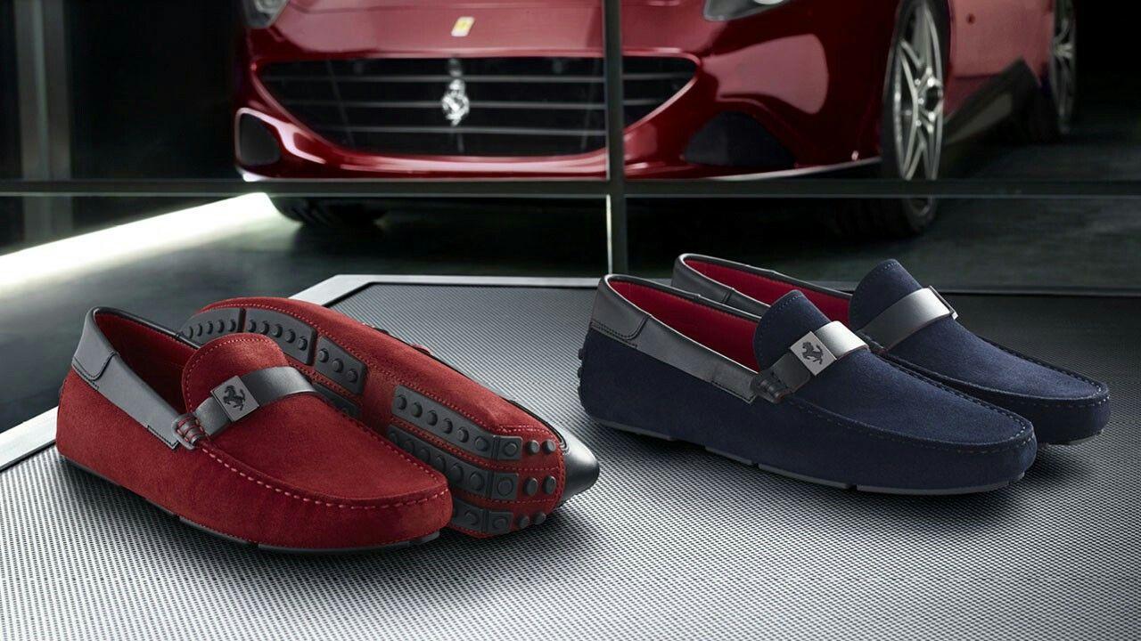 92989a5be2a Tod s Ferrari gommino