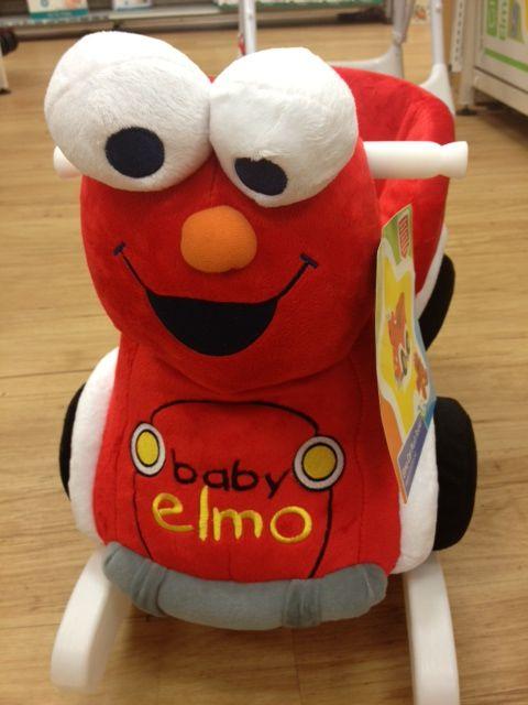 Bronwyn Target Elmo Rocker 99 00 Pic Your Prize Pinterest
