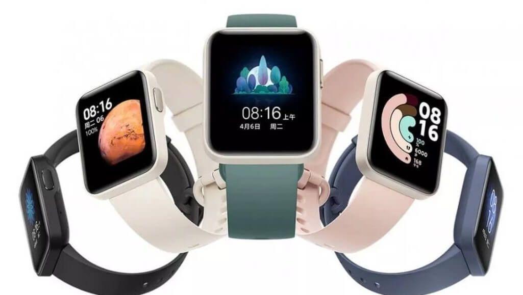 شاومي تعلن عن أول ساعة ذكيةredmi Watch Smart Watch Apple Launch Event Fit App