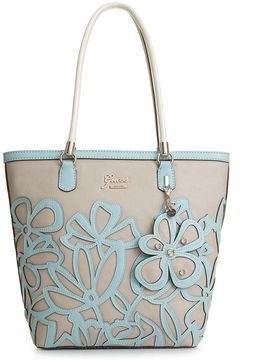 3103602794ca ShopStyle: GUESS Handbag, Floren Small Carryall Soooo cute...I want it!!!
