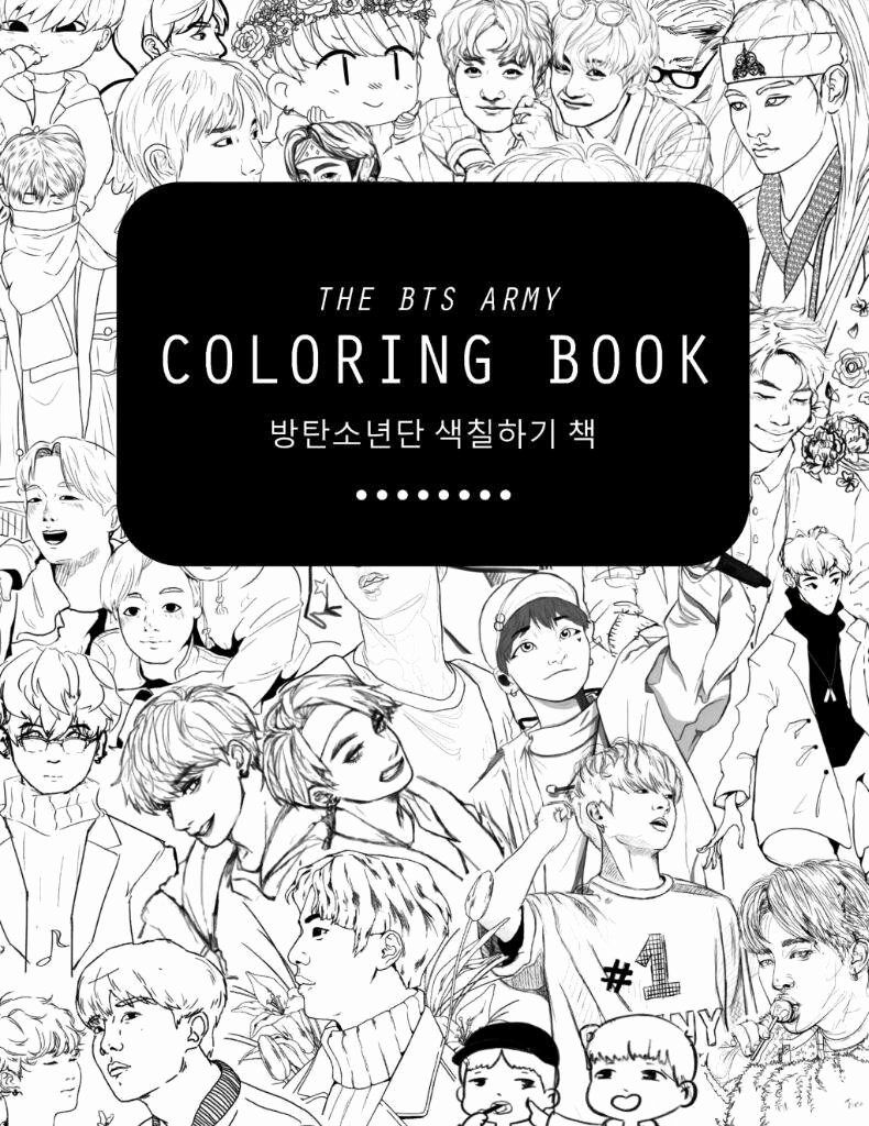 Coloring Pages Of Military New Bts Coloring Book Pages