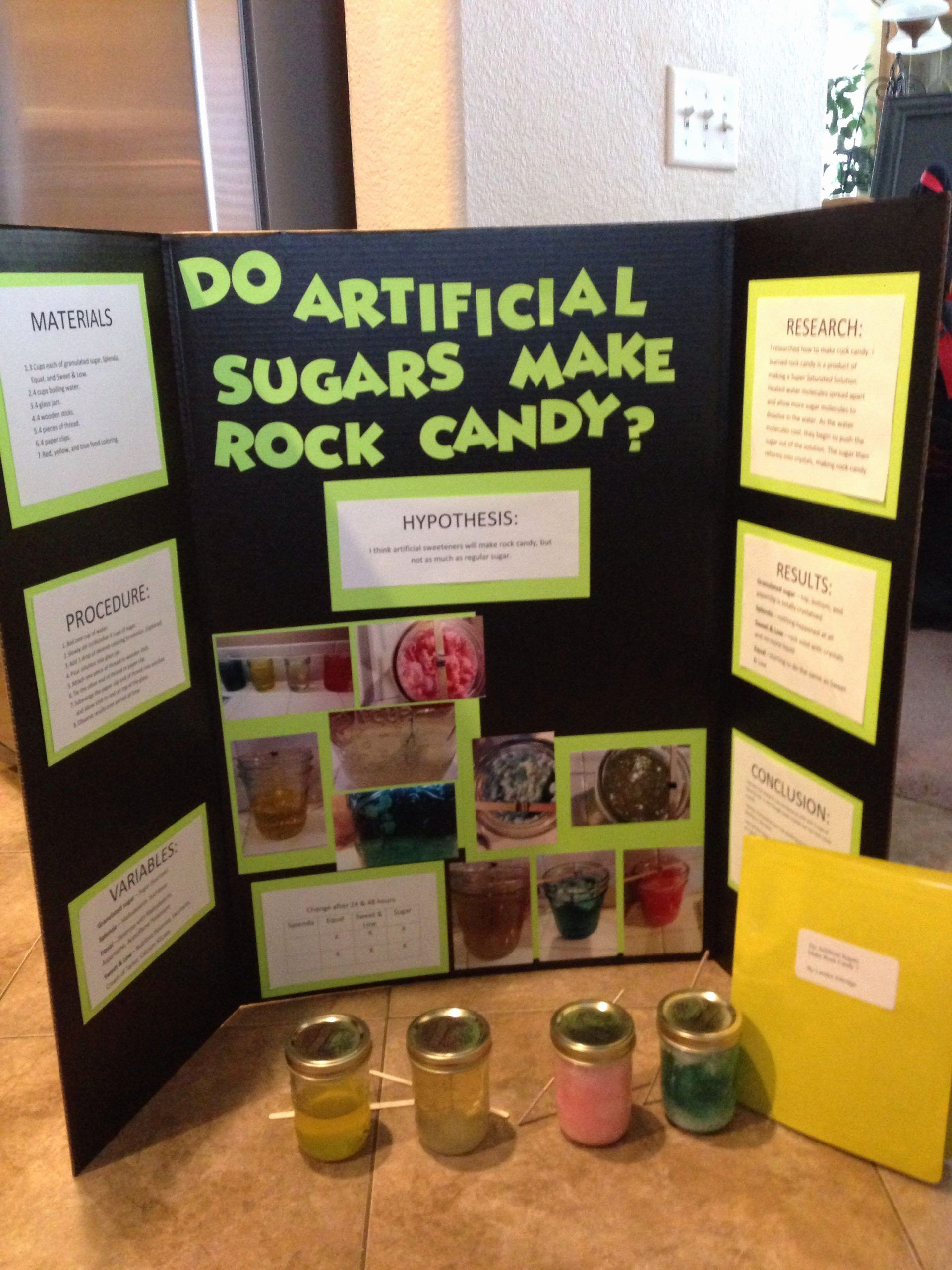 Rock Candy Experiment Worksheet Fresh 4th Grade Science