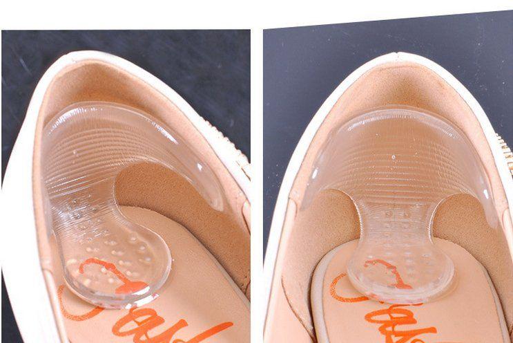 10 Geniales Trucos Para Suavizar Los Zapatos Que Lastiman Shoe Inserts Silicone Gel Feet Care