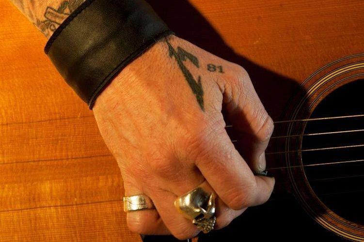 23+ Stunning James hetfield tattoos jesus ideas