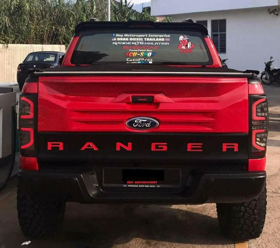 Ford Ranger 2 2 L Xlt 4 Wd Ford Ranger Ford Ranger Truck Ford