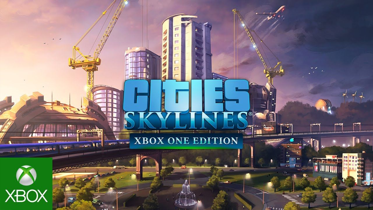 cities skylines xbox one release trailer unblocked games