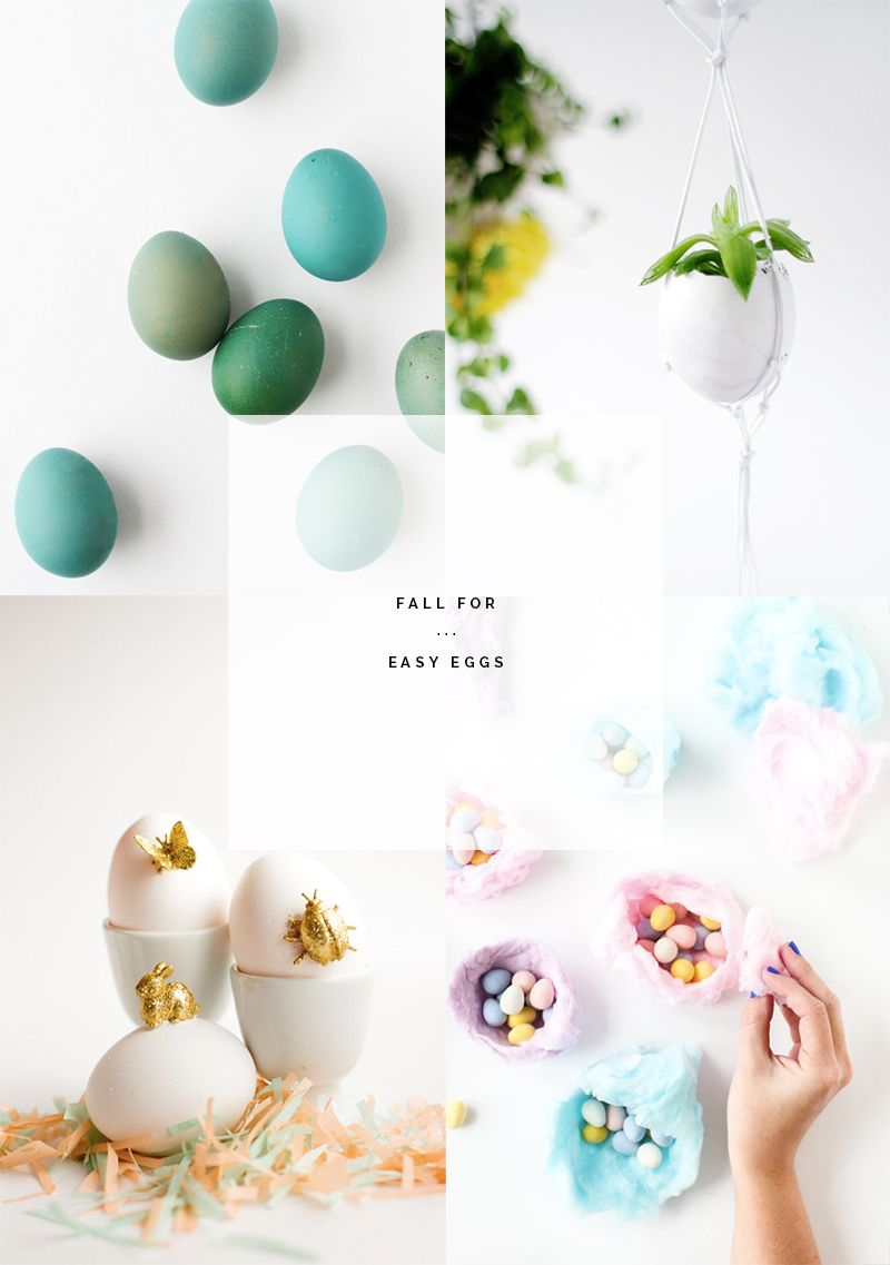 Last minute easy Easter projects for this weekend!