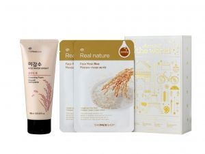 2c3772799f95 Holiday World Edition - Face Care Set (Rice Water Bright Cleansing ...