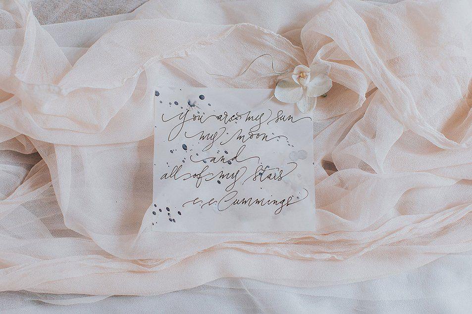 celestial wedding theme Konzept, Dekoration, Blumen & Torte: Kiss ...
