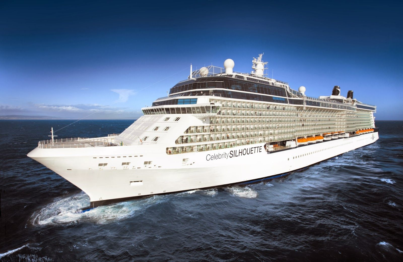 Celebrity Silhouette Current Position Dual Tracking Best Cruise Ships Best Cruise Princess Cruise Lines