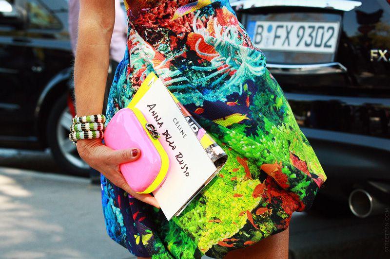 ADR during fashion week