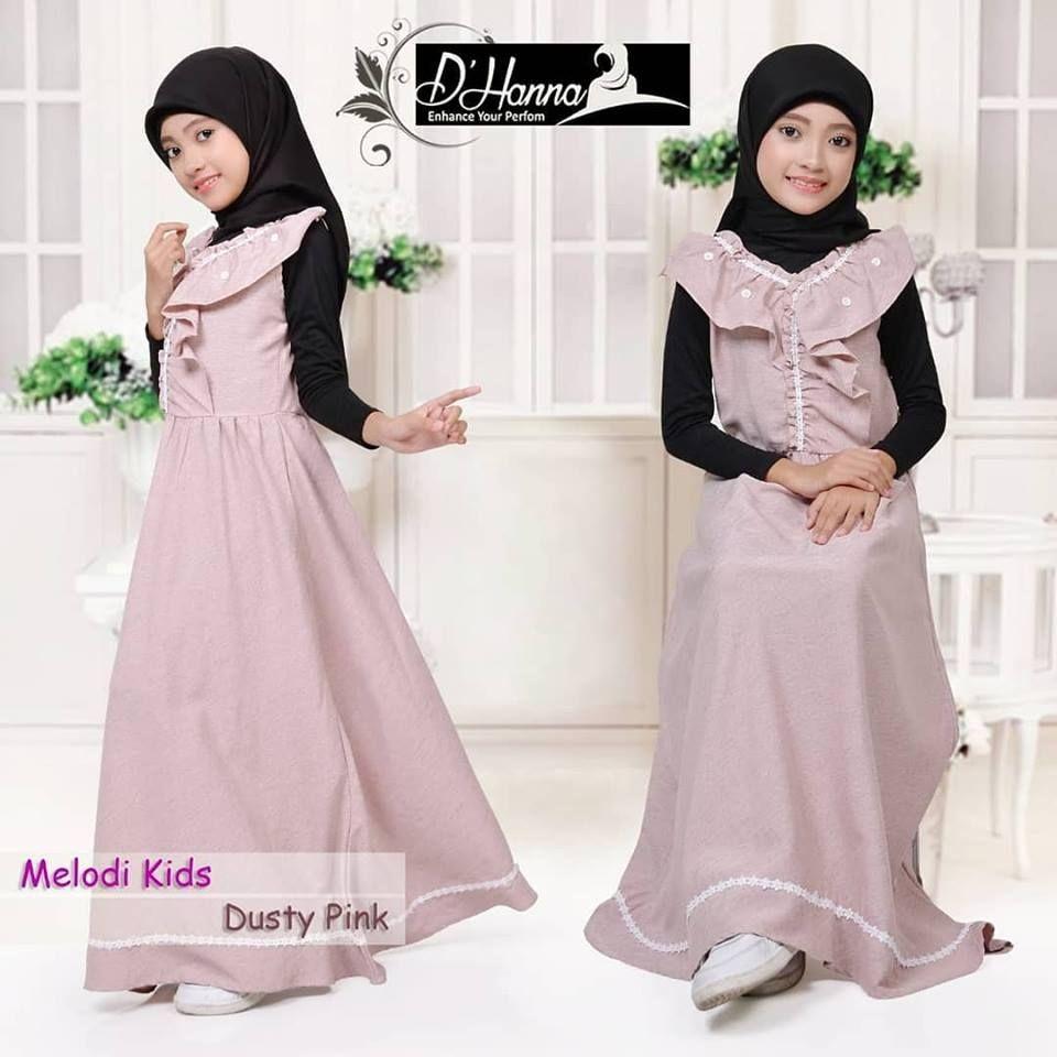 Baju Warna Dusty Pink Cocok Dengan Kerudung Warna Apa