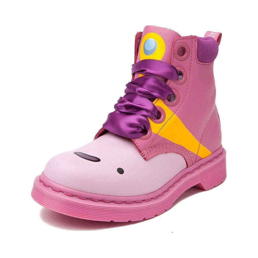 sports shoes 1d00c 26e77 Dr. Martens Adventure Time Bonnibel Bubblegum Boot