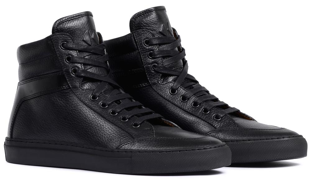 Castagna Leather SneakersMens In Fashion High 2019Men's Primo c5JFuTlK31
