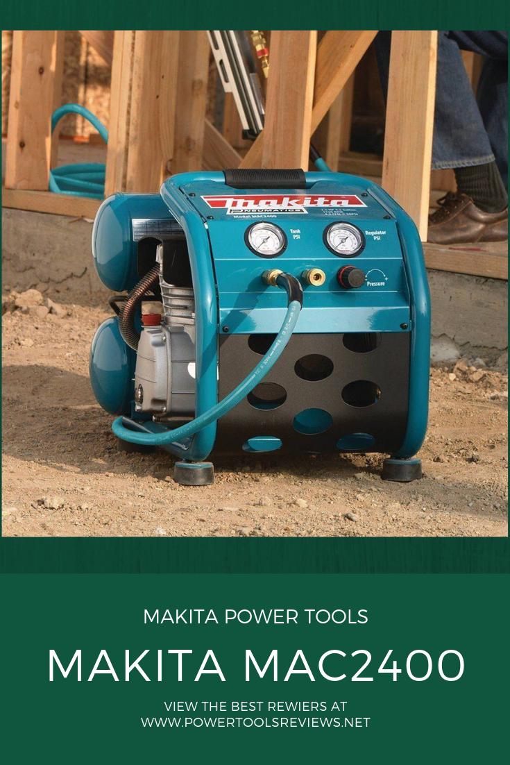 Makita MAC2400 Big Bore 2.5 HP Air Compressor Review And Deals