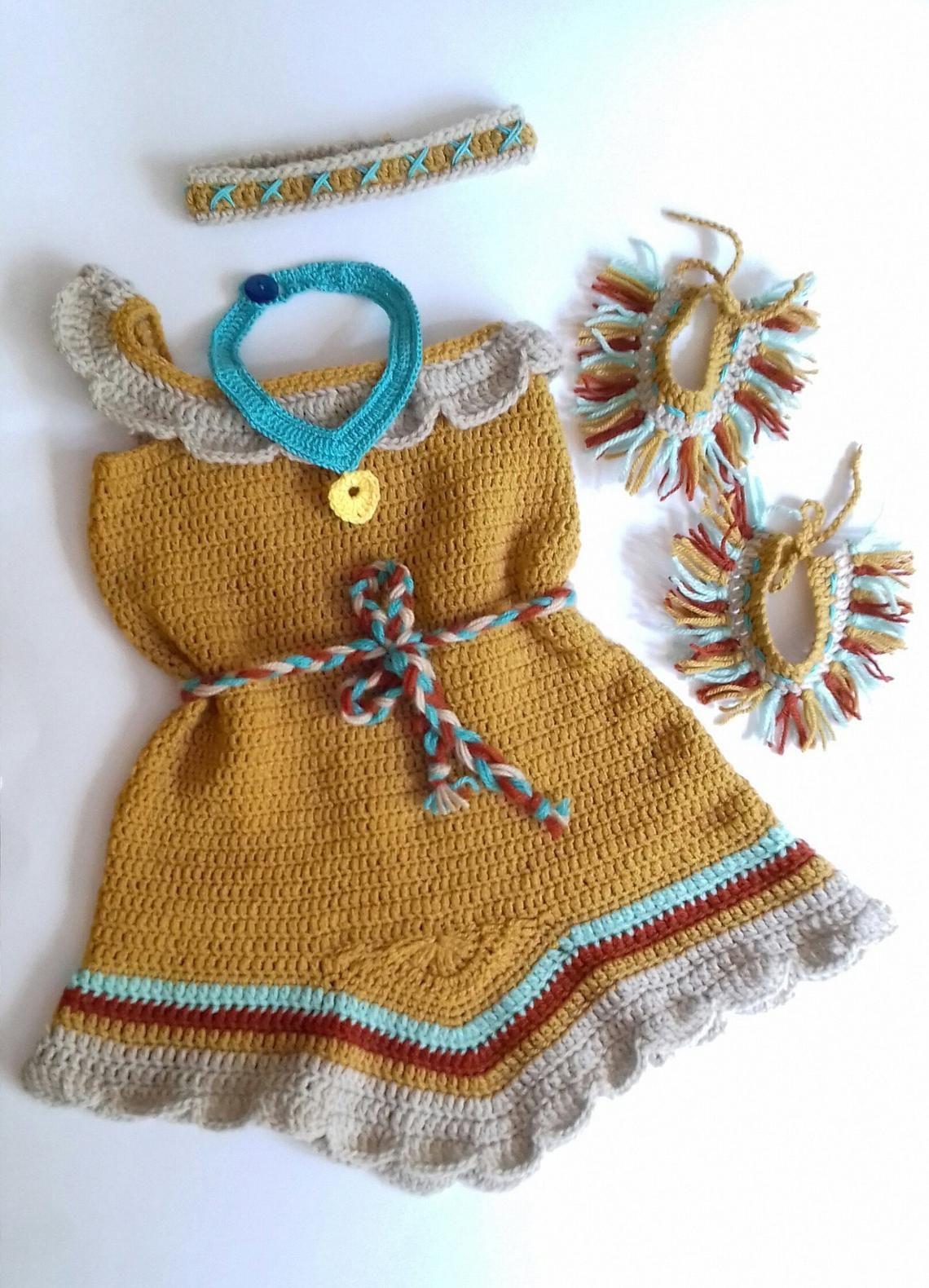 Amerikanische Native Baby indische Kultur inspiriert Foto Prop Neugeborenen indischen Prinzessin Outfit ersten Geburtstag Outfit indische Kostüm Halloween Kinder #indianbeddoll